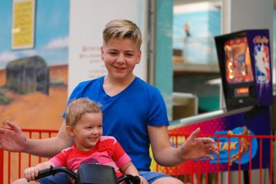 Spaß für große und kleine Kinder im Erlebnispark Gevelsberg