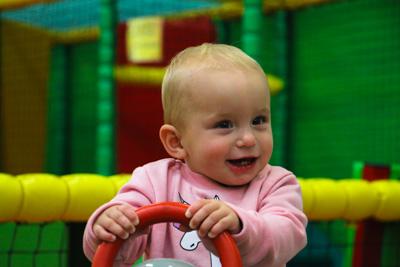 Spaß für kleine Kinder im Erlebnispark Gevelsberg
