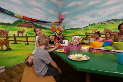 Geburtstagsfeier im Erlebnispark Gevelsberg