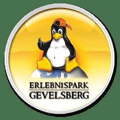 Der Pinguin ist das Maskottchen des Erlebnisparks Gevelsberg.